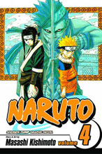Image: Naruto Vol. 04 SC  - Viz Media LLC