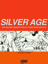 Image: Silver Age: The Second Generation of Comic Book Artists SC  -