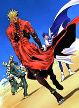 Image: Trigun Maximum Vol. 06: Gunslinger SC  - Dark Horse Comics