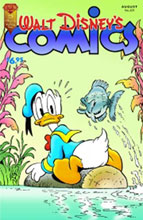 Image: Walt Disney's Comics & Stories #659 - Gemstone Publishing