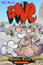 Image: Bone Vol. 02: Great Cow Race  (color ed.) SC - Graphix