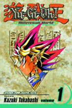 Image: Yu-Gi-Oh!: Millennium World Vol. 01 SC  - Viz Media LLC