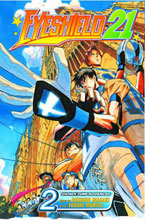 Image: Eyeshield 21 Vol. 03 SC  - Viz Media LLC