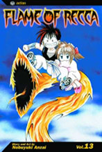 Image: Flame of Recca Vol. 13 SC  - Viz Media LLC