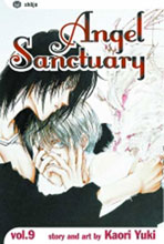 Image: Angel Sanctuary Vol. 09 SC  - Viz Media LLC