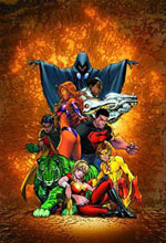 Image: Teen Titans Vol. 01: A Kid's Game SC  - DC Comics