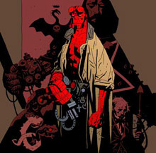 Image: Hellboy Vol. 01: Seed of Destruction SC  - Dark Horse Comics