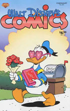 Image: Walt Disney's Comics & Stories #641 - Gemstone Publishing