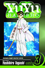 Image: Yu Yu Hakusho Vol. 03 SC  - Viz Media LLC