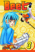Image: Beet the Vandel Buster Vol. 03 SC  - Viz Media LLC