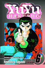 Image: Yu Yu Hakusho Vol. 06 SC  - Viz Media LLC