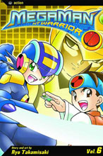 Image: Megaman NT Warrior Vol. 06 SC  - Viz Media LLC