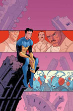 Image: Invincible Vol. 06: A Different World SC  - Image Comics