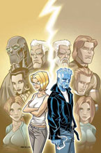 Image: Noble Causes Vol. 03: Distant Relatives SC  - Image Comics