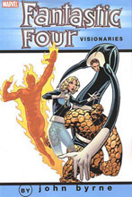 Image: Fantastic Four Visionaries: John Byrne Vol. 03 SC  - Marvel Comics