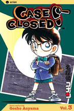 Image: Case Closed! Vol. 03 SC  - Viz Media LLC