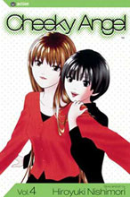 Image: Cheeky Angel Vol. 04 SC  - Viz Media LLC