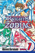 Image: Knights of the Zodiac Vol. 07 SC  - Viz Media LLC