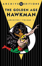 Image: Golden Age Hawkman Archives Vol. 01 SC