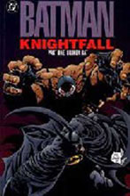 Image: Batman: Knightfall Part 1 - Broken Bat SC  - DC Comics