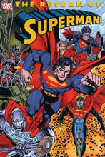 Image: Superman: The Return of Superman SC  - DC Comics