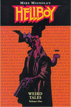 Image: Hellboy: Weird Tales Vol. 01 SC  - Dark Horse Comics