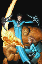 Image: Marvel Encyclopedia Vol. 06: Fantastic Four HC