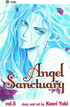 Image: Angel Sanctuary Vol. 05 SC  - Viz Media LLC