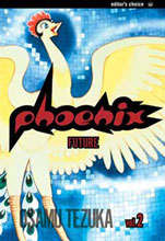 Image: Phoenix Vol. 02: A Tale of the Future SC  - Viz Media LLC