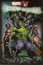 Image: Top Cow / Marvel: Crossover Collection SC  - Image Comics