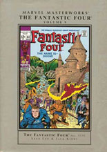 Image: Marvel Masterworks: Fantastic Four Vol. 09 HC  - Marvel Comics