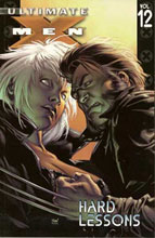 Image: Ultimate X-Men Vol. 12: Hard Lessons SC  - Marvel Comics