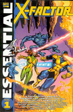 Image: Essential X-Factor Vol. 01 SC  - Marvel Comics