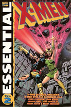 Image: Essential X-Men Vol. 02 SC  - Marvel Comics