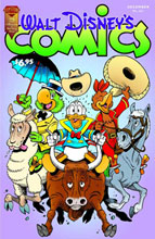 Image: Walt Disney's Comics & Stories #663 - Gemstone Publishing