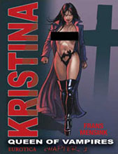 Image: Kristina: Queen of Vampires Vol. 01 SC  -