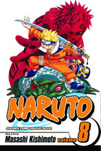 Image: Naruto Vol. 08 SC  - Viz Media LLC