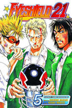Image: Eyeshield 21 Vol. 05 SC  - Viz Media LLC