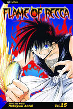 Image: Flame of Recca Vol. 15 SC  - Viz Media LLC