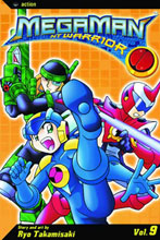 Image: Megaman NT Warrior Vol. 09 SC  - Viz Media LLC