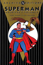 Image: Superman Archives Vol. 04 HC  - DC Comics