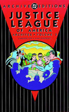 Image: Justice League of America Archives Vol. 03 HC  - DC Comics