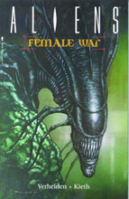 Image: Aliens: Female War  (remastered sc) - Dark Horse Comics