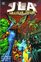 Image: JLA Vol. 02: American Dreams SC  - DC Comics