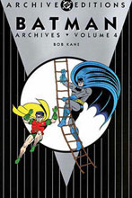 Image: Batman Archives Vol. 04 HC  - DC Comics