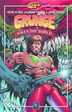 Image: Gen13: Grunge Saves the World SC  - DC Comics