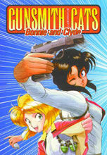Image: Gunsmith Cats Vol. 01: Bonnie & Clyde SC  - Dark Horse Comics