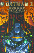 Image: Batman: Book of the Dead #1