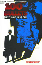 Image: 100 Bullets Vol. 01: First Shot, Last Call SC