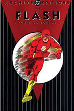 Image: Flash Archives Vol. 02 HC  - DC Comics